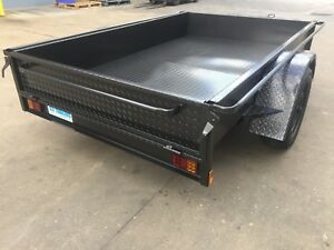AUSTRALIAN-MADE-8X5-BOX-TRAILER-SINGLE-AXLE-NOW-IN-STOCK-LED-ALSO-7X4-7X5-AVAIL