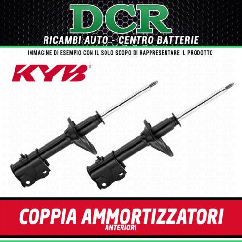 146/_ Coppia Ammortizzatori Anteriori KYB 633833 FIAT UNO 45 0.9 45CV 33KW