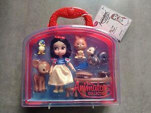 Coffret Mini Poupee Animator BLANCHE NEIGE Disney - Neuf