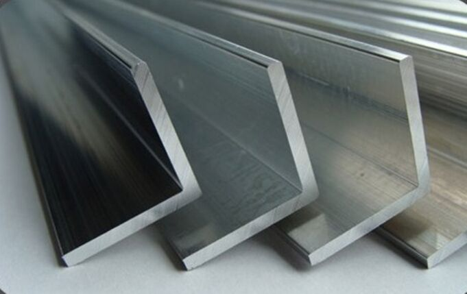 Aluminium Extruded Angle Various Sizes Thickness 1 Metre long! BEST PRICE