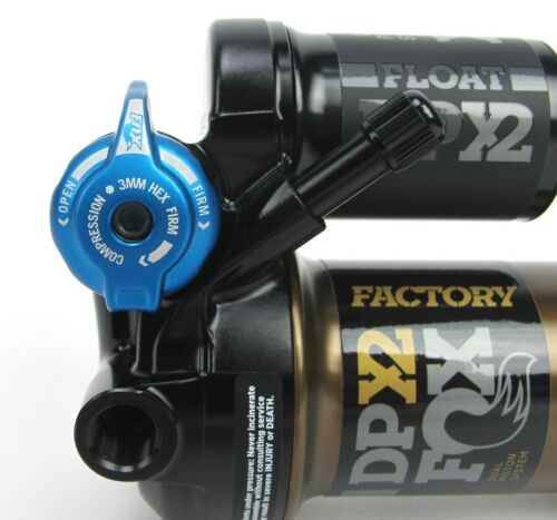 Fox Factory DPX2 Float 185 x 50 Trunnion Shock NEW