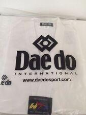 Daedo Taekwondo White Uniform