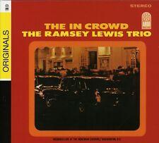 Ramsey Lewis, Ramsey Lewis Trio - In Crowd [New CD] Rmst, Restored, Digipack Pac