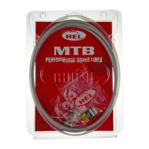 Magura MT5e HEL Performance Braided Hydraulic Disc Caliper Brake Line Kit
