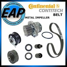1999-2004 Jetta Golf Beetle ALH TDI 1.9L CRP Timing Belt Kit w/ Metal Impeller