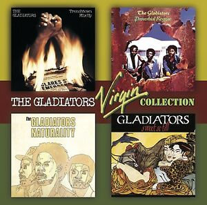 THE-GLADIATORS-THE-VIRGIN-COLLECTION-2-CD-NEU