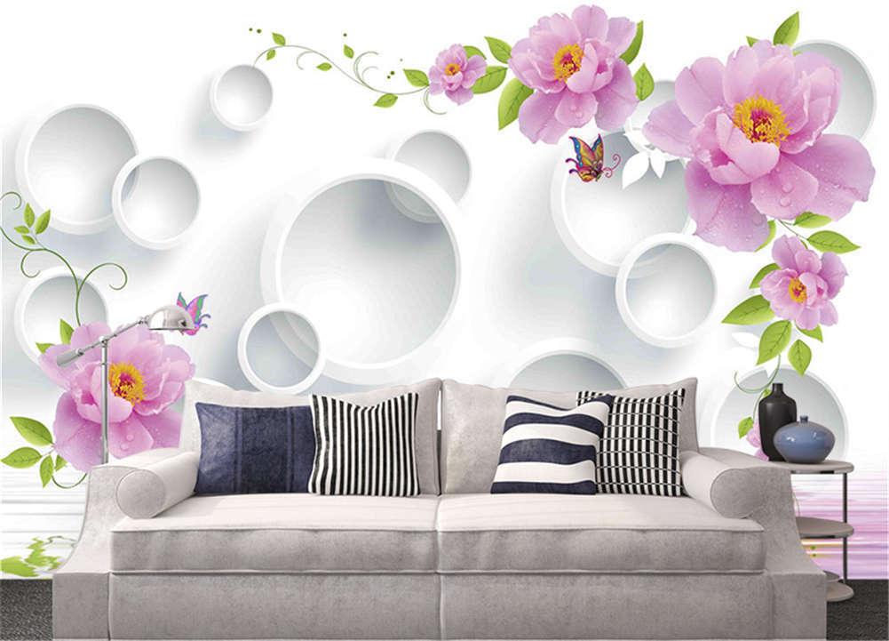 Sober Habitual Lily 3D Full Full Full Wall Mural Photo Wallpaper Printing Home Kids Decor d2a787