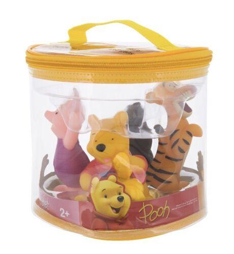 Winnie The Pooh Squeeze Toys Bath Tub Pool Disney World Theme Parks NEW