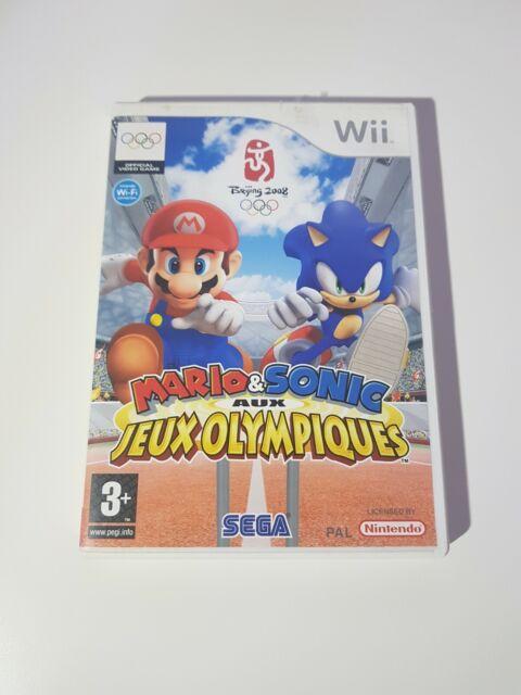 Mario & Sonic Aux Jeux Olympiques - Nintendo Wii