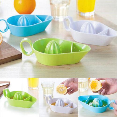Plastic Kitchen Fruit Tool Manual Juicer Lemon Squeezer Lime Citrus Juicer ZN