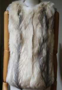 Fur Crosby 4 Vest Uk Fox Derek 10 8 Gilet Lam Us B7wCIqf