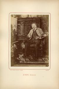 Ant-Meyer-Photog-Colmar-Gustave-Adolphe-Jundt-1830-1884-peintre-Vintage-a