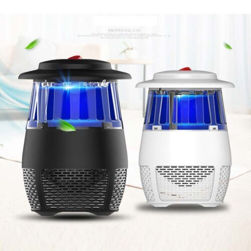 LED Electric Fly Bug Zapper Killer Light 5W USB Mosquito Insect Pest Trap Lamp H