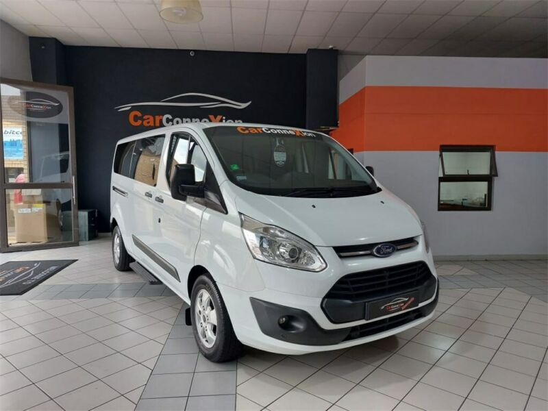 2017 Ford Tourneo Custom MY13 2.2 TDCi Trend LWB, White with 79000km available now!
