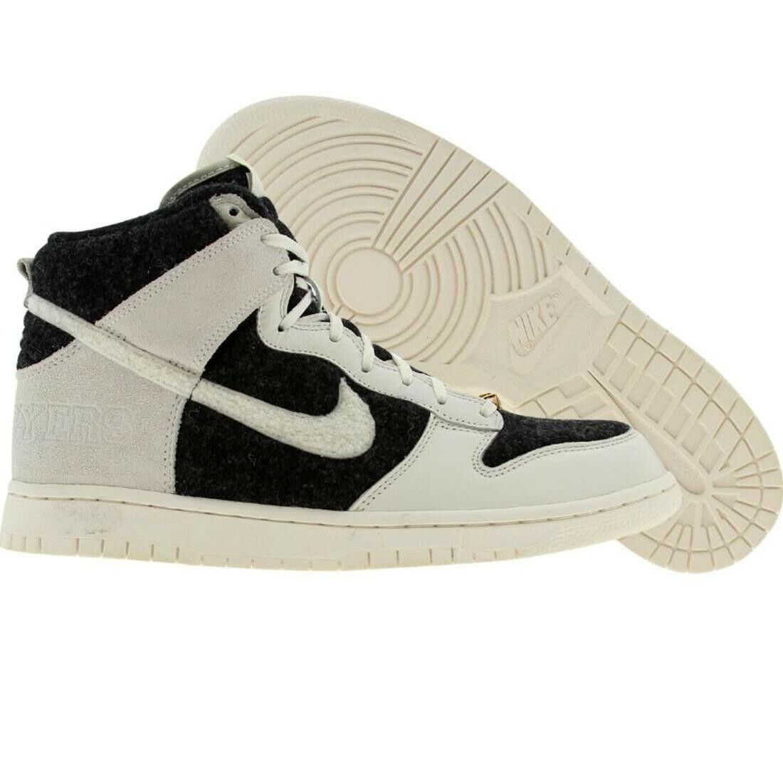 315670-011 Nike Dunk High  300 Tier 0  Destroyer Pack  (charcoal / sail / sail)