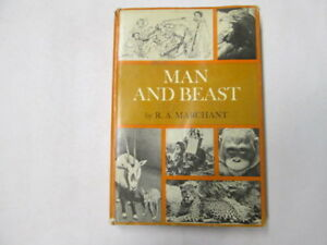 Good-Man-and-Beast-Marchant-R-A-1968-01-01-Wear-and-tear-to-dust-jacket-M