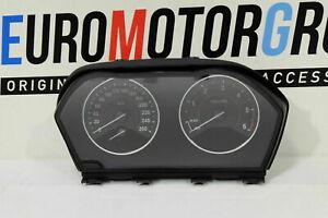 BMW-F45-F20-F21-F22-F23-Compteur-de-Vitesse-Sport-Ligne-Groupe-Km-H-Diesel