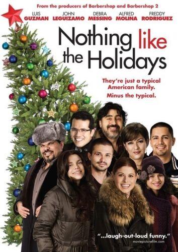 1 of 1 - Nothing Like The Holidays DVD Debra Messing Freddy Rodriguez John Leguizamo Xmas