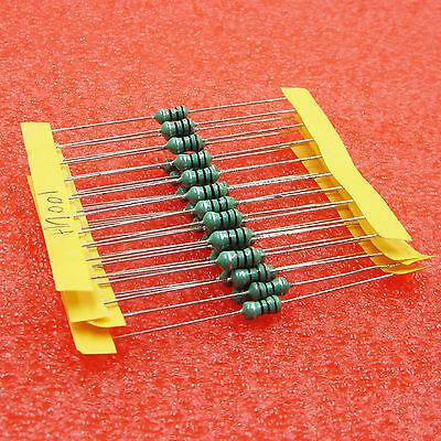 120pcs Pcs 12 Values 1UH-1MH 0410 1//2W DIP Inductors Assortment Kit