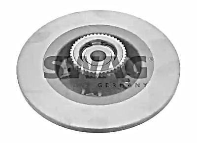 Brake Discs 274mm Solid Fits Renault Megane Grandtour 1.8 16V Rear Brake Pads