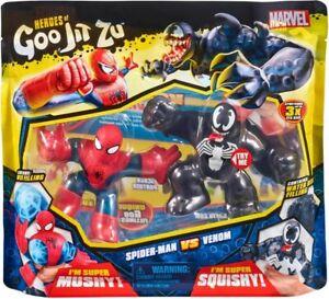 HEROES OF GOO JIT ZU MARVEL VERSUS PACK - SPIDERMAN VS VENOM