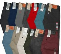 Levi's Men's 513 Slim Straight Fit Jeans ^*Many Colors and Sizes*^ 30 32 34 36 x