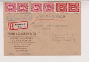Bizone-AM-Post-Mi-8-4-MiF-919-Posthilfsst-Schoenram-R-Freilassing-30-3-46