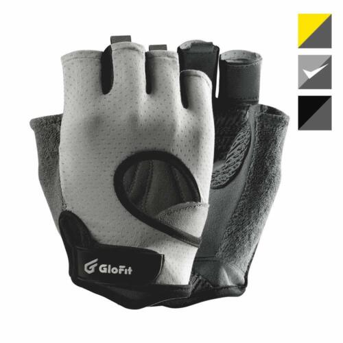Knuckle Weight Lifting Shorty Fingerless Gloves Glofit FREEDOM Workout Gloves