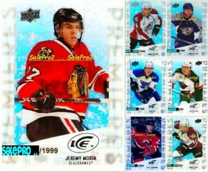 100-UPPER-DECK-UD-ICE-2010-RC-ROOKIE-1999-999-LOT-U-PICK-FROM-LIST-WHOLESALE