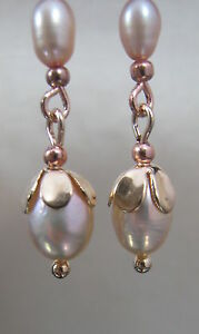 FRESHWATER-CULTURED-PEARL-ROSE-GOLD-EARRINGS-ROSE-PEACH-E364b
