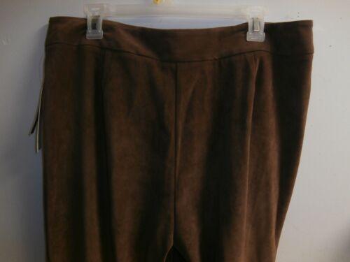 pour 16 Mcnaughton Pantalon Norton Nwt taille marron femme qpxgtw4