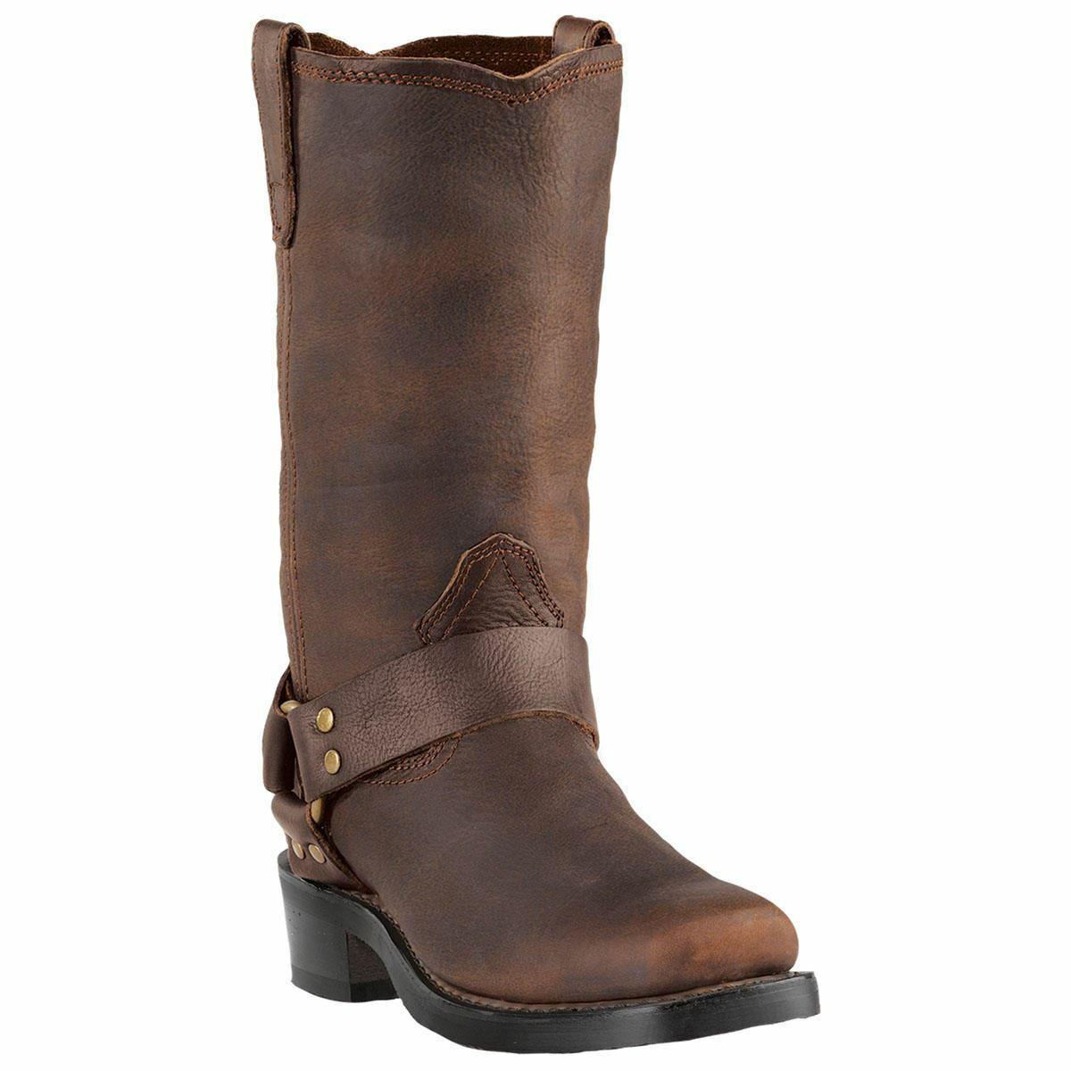 Dingo Men's Western Cowboy Leather Boots DI19074 Gaucho