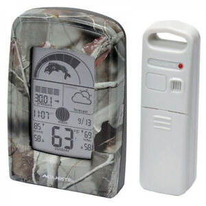ACU-RITE-SPORTSMAN-WEATHER-MONITORING-RADIO-HUNTING-FISHING-ACTIVITY-METER