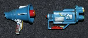 Captain Action Ideal 1967 Accessoires Communicateur Directionnel Projecteur Klaxon