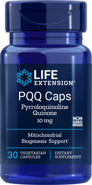 PQQ Caps With BioPQQ Life Extension 30 VCaps