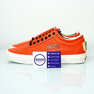 NASA x Vans Old Skool Space Voyager Firecracker Orange VN0A38G1UPA ... 1b7c72449