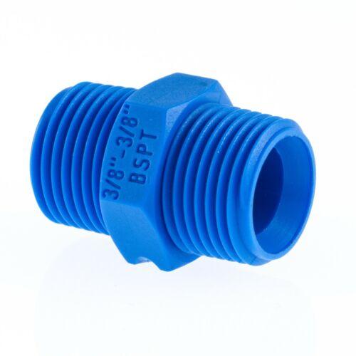 Equal Nipple TEFEN Nylon BSP Pipe Fittings
