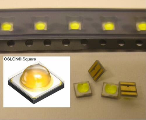 7 pieces OSRAM OSLON® Square LED 4000K CRI 96 />2W HIGH POWER 3030 LCW CQAR.CC