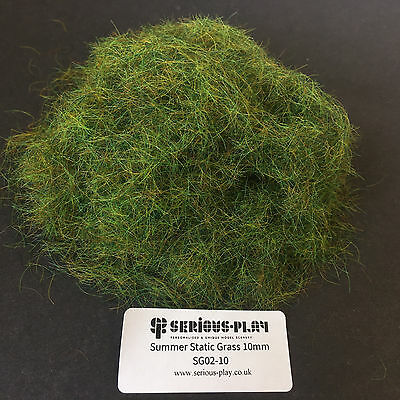Serious-Play Red Woods Static Grass Set x3 Model Flock Warhammer Scenery Railway