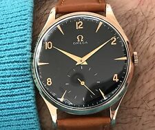 Beautiful Omega 1947 18k Solid Gold Men's Watch