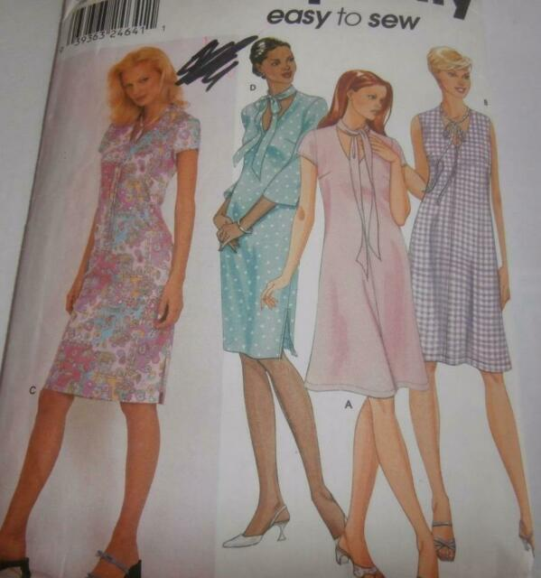 Simplicity 8246 Misses/'//Miss Petite Dress  *Compare @ $7  Sewing Pattern