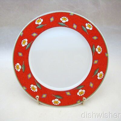 Villeroy & Boch Switch 1 AVA RED Bread & Butter Plate(s) 6 7/8 ...