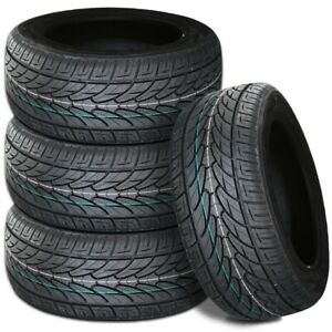 4 Lionhart LH-TEN 305/35R24 112V XL All Season M+S Performance Truck / SUV Tires