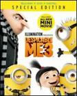 Despicable Me 3 Special Edition Steve Carell 2017 Blu-ray DVD Digital