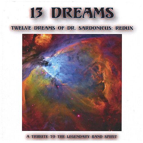 13 Dreams - Twelve Dreams of Dr. Sardonicus: Redux [New CD]