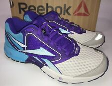 56bf4abb6e80 item 1 Reebok Womens Running Shoes Size 6 M One Guide Purple White Blue  Synthetic -Reebok Womens Running Shoes Size 6 M One Guide Purple White Blue  ...