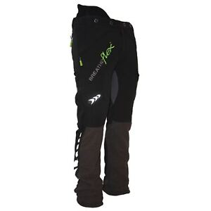 Breatheflex Chainsaw Trousers Medium Class 1 Type A