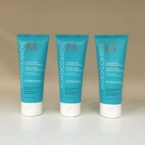 Moroccanoil-Hydrating-Styling-Cream-SET-OF-3-Travel-Size-2-53-oz-each-FRESH