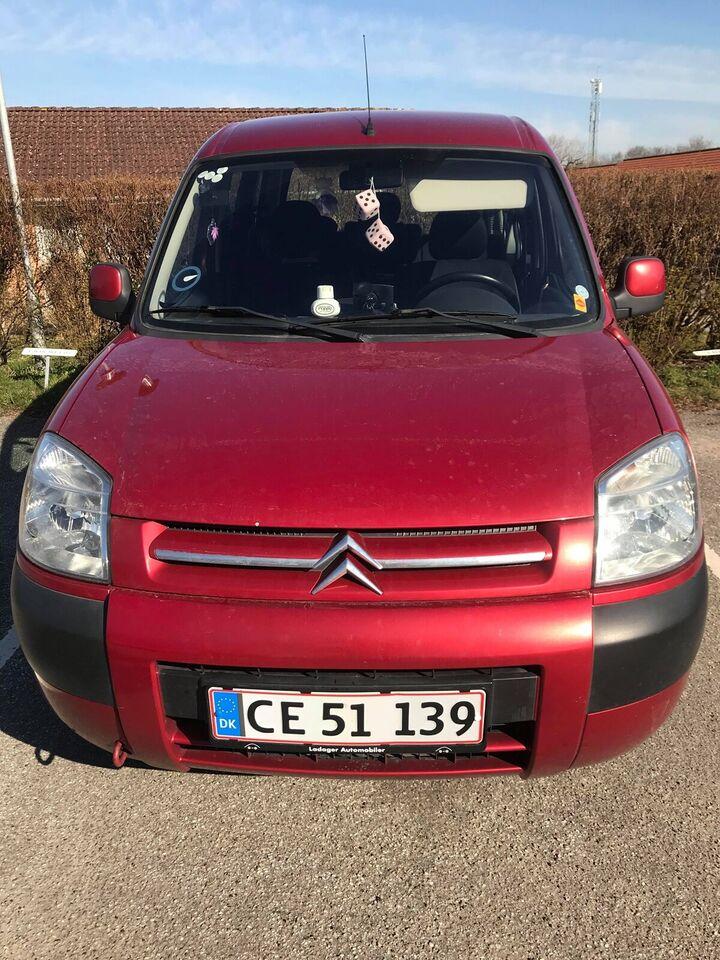 Citroën Berlingo, 1,6 HDi 90 Multispace, Diesel