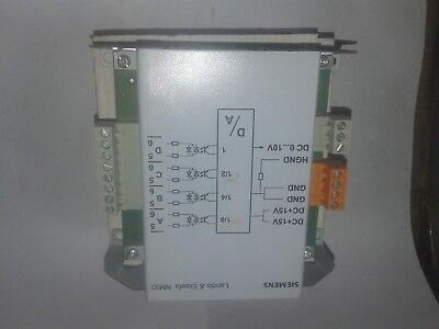 New Siemens Landis /& Staefa NMID NMID//A 4//1 Multiplexer HVAC PLC NIB